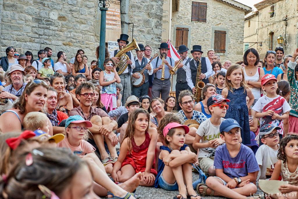 Festival Vox Populis - 1er Juillet