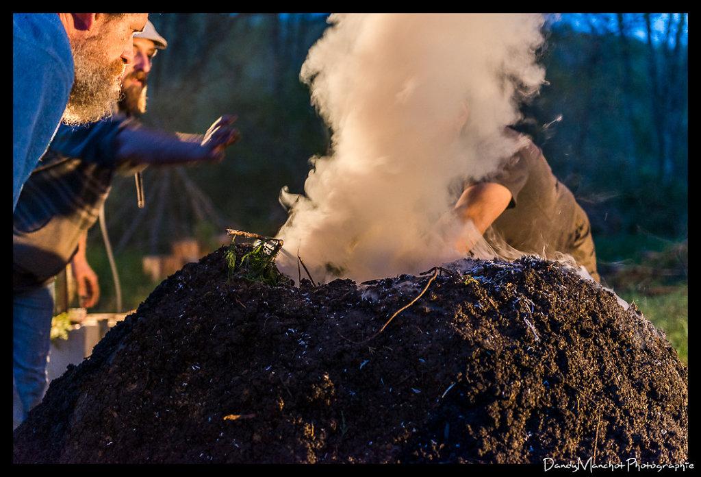 Fermeture charbonniere