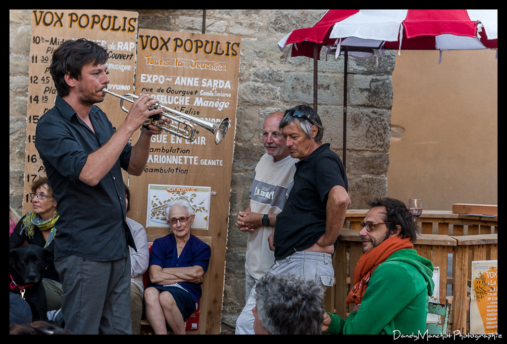 Festival Vox Populis - 3 Juillet 2016