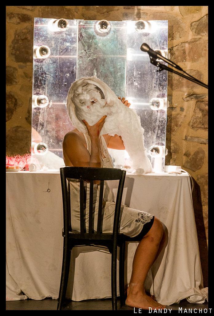 Cabaret Fissures - Camille Boitel