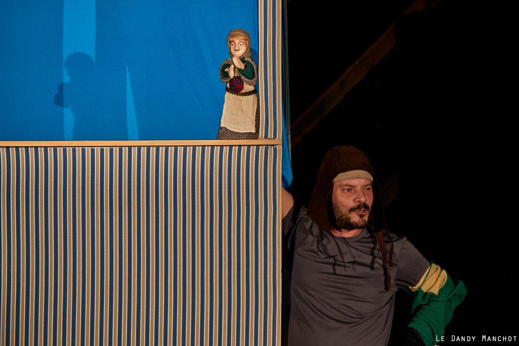 """Anonima Teatro - """"Peels de Hut"""""""