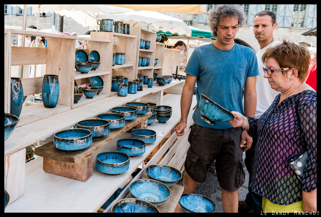 Marché Potiers