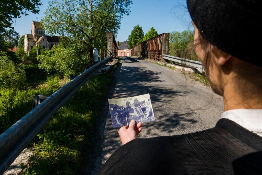 Lettre N°1 - Pont-Arcy